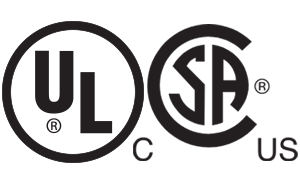 ul and csa rated