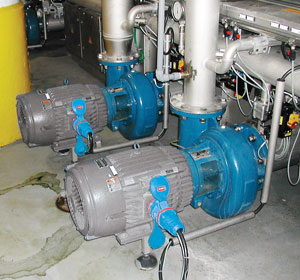 MELTRIC Switch-Rated Plugs Used as Pump Disconnects