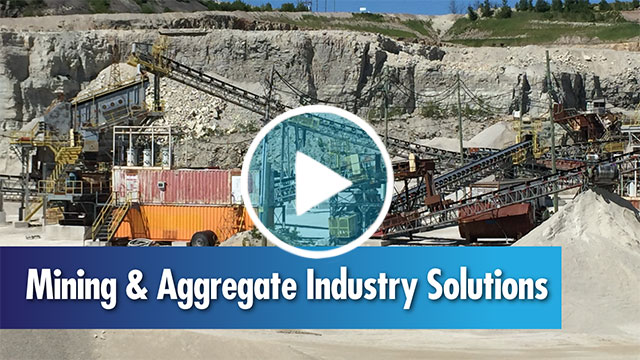 Mining and Aggregate Operations