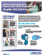 Simplify CSA Z462 Compliance flyer