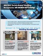 Welding Receptacles flyer