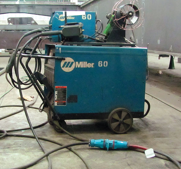 Portable welding Power