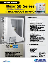 SB Enclosures Flyer
