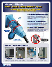 HVAC Disconnect flyer