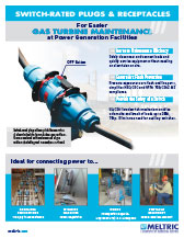 Gas Turbine Plugs and Receptacles flyer