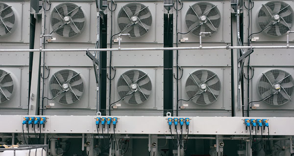 power generation transformer cooling fans